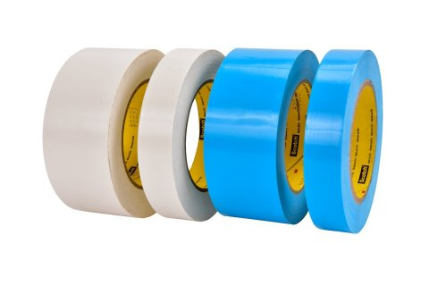 3M's new Scotch® Clean Removal Strapping Tape 8899HP provides optimal strength without damaging residue (Photo: Business Wire)