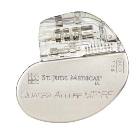 Quadra Allure MP CRT-P (Photo: Business Wire)