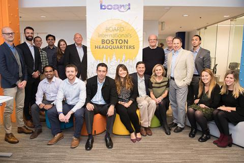 BOARD International Announces Co-located Headquarters in Boston, MA and Chiasso, Switzerland