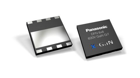 Power Transistor, X-GaN(TM) (Photo: Business Wire)