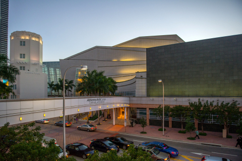 Adrienne Arscht Center for the Performing Arts of Miami-Dade County is building a mobile-first netwo ...