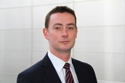 Bioventus International欧洲、中东和非洲国际业务董事总经理Andrew McCartney(照片:美国商业资讯)