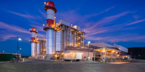 The 829 MW Panda Patriot Generating Station located in Lycoming County, Pennsylvania (Photo: Busines ...