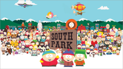 """The 20th season premiere of Comedy Central's """"South Park"""" was the highest-rated episode since season 3. This season is on track to be the show's best since season 17. (Photo: Business Wire)"""