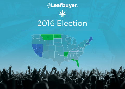 Leafbuyer 2016 Election Results (Graphic: Business Wire)