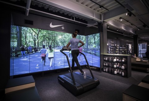 revendeur 1bf79 528eb Nike Soho Debuts the Future of Sport Retail | Business Wire