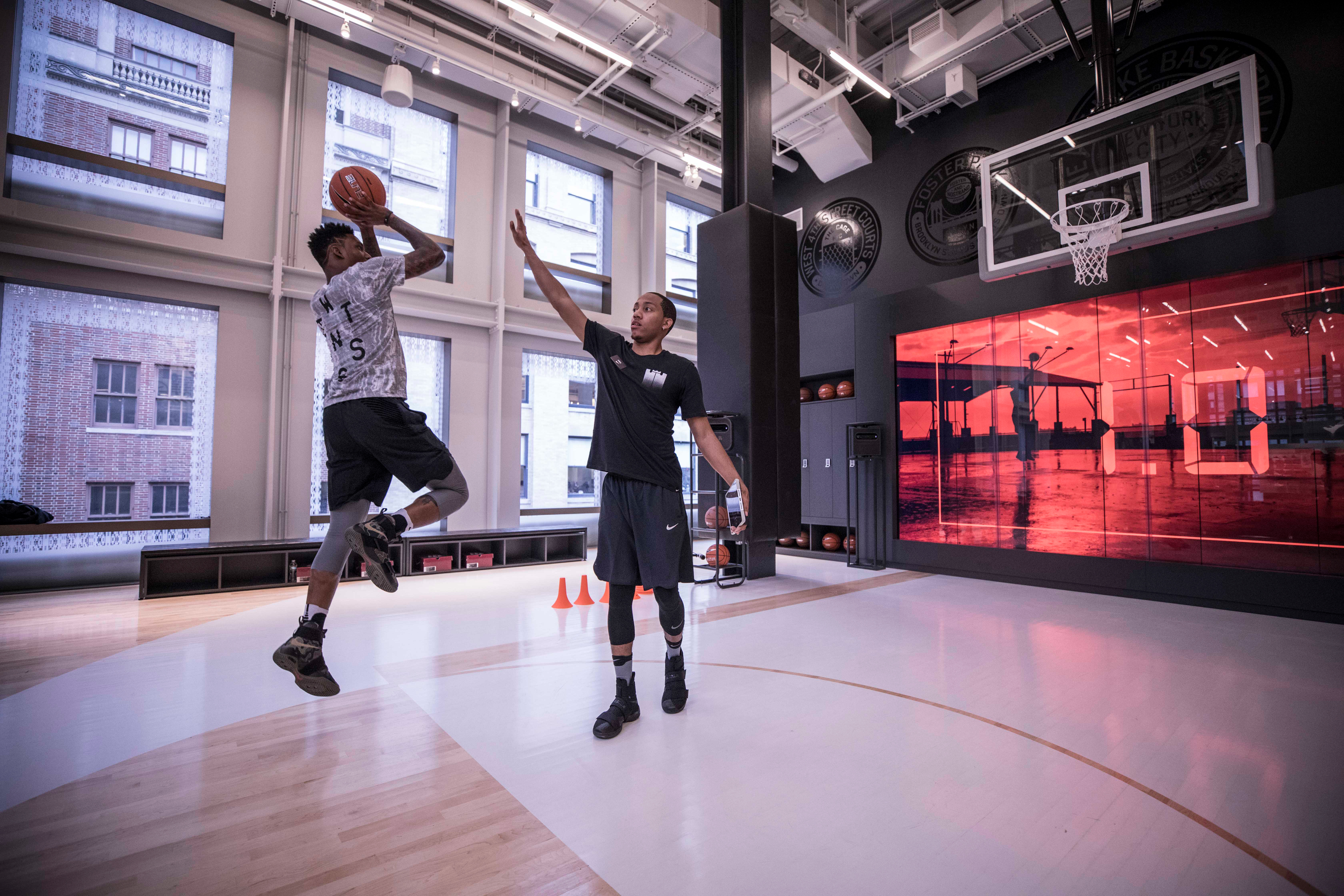 official photos 25736 3b2ba Nike Soho Debuts the Future of Sport Retail   Business Wire