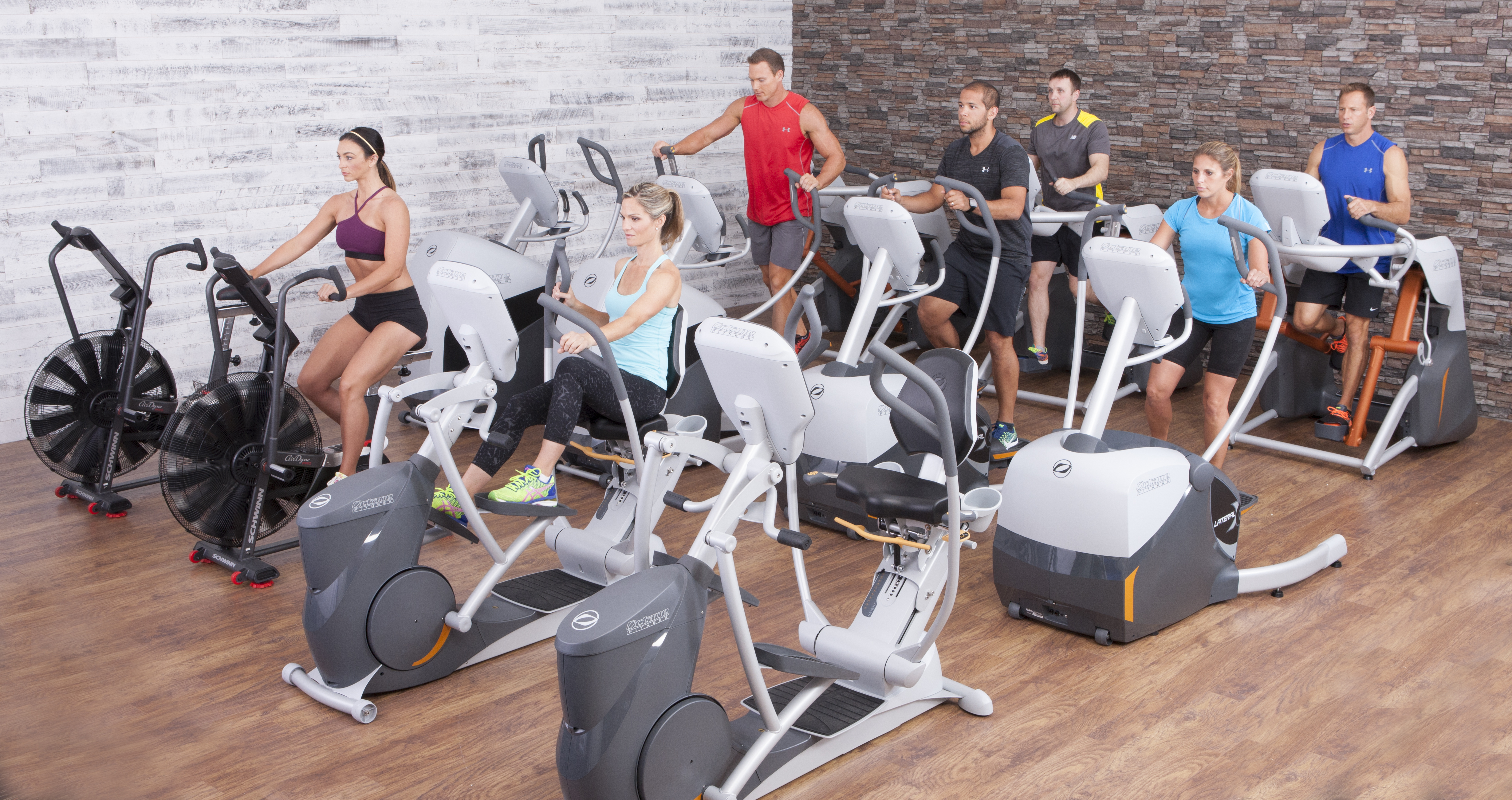 an analysis of the benefits and excercise equipment of cardiovascular fitness Included gerkin protocol test to calculate cardiovascular health spirit fitness what are some benefits from using cardio exercise equipment analysis has.