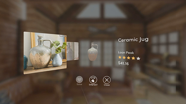 Wayfair Unveils Immersive Home Design Experience With Daydream Virtual  Reality App