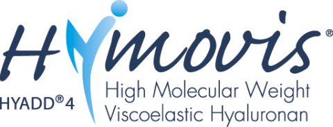 HYMOVIS® is a high molecular weight viscoelastic hyaluronan product.