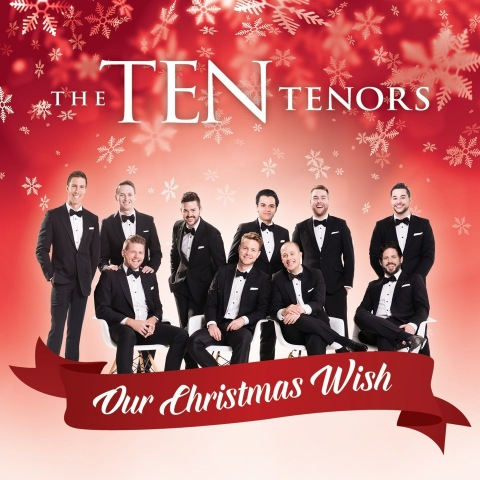 "Australia's most famous musical export, The TEN Tenors, are bringing their ""Home for the Holidays"" concert tour to the U.S., kicking off in Little Rock, Arkansas on Saturday, Nov. 26, and concluding in Tucson, Arizona on Wednesday, Dec. 28, 2016. This year's tour brings a very special added bonus. ""Early last year we had the chance to do Christmas in a unique way. We titled our album 'Our Christmas Wish' and made it a fundraising tool to help children. We partnered with Children's Hospital Foundation in Brisbane and are well on the way to raising nearly $1 million (AU),"" said Producer DJ Wendt. ""This is a show and a project for the entire family."" (Graphic: Business Wire)"