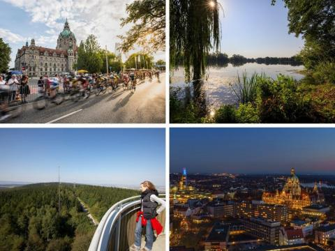 "On 29 and 30 July 2017 the cycling-event ""Pro Am Hannover"" takes place in the city and region of Hannover. (Photo: Business Wire)"
