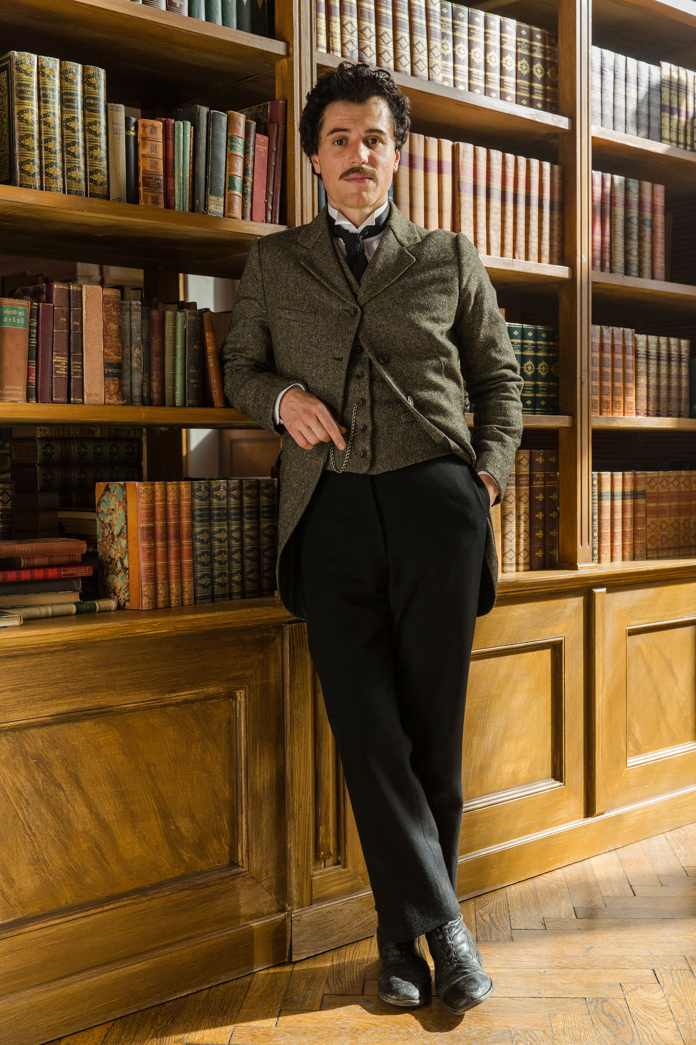 How Johnny Flynn Got Inside Albert Einsteins Head for Genius recommend
