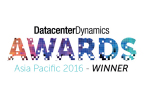 DatacenterDynamics Asia Pacific Awards 2016's Winner Logo (Graphic: Business Wire)