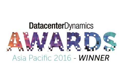 DatacenterDynamics Asia Pacific Awards 2016?s Winner Logo (Graphic: Business Wire)