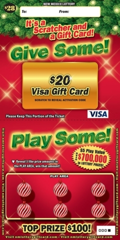The J.G. Wentworth Give Some! Play Some!™ Visa Gift Card will allow consumers to give a guaranteed g ...