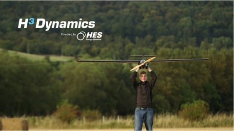 HYWINGS hydrogen fuel cell UAV is capable of 10 hour flights. (Photo: Business Wire)