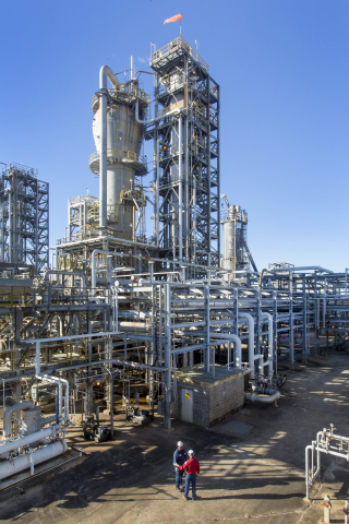 As the U.S. continues to produce abundant supplies of oil and natural gas, ExxonMobil is investing b ...