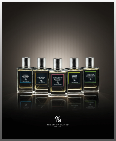 The Art of Shaving Launches New Fragrance Collection (Photo: Business Wire)