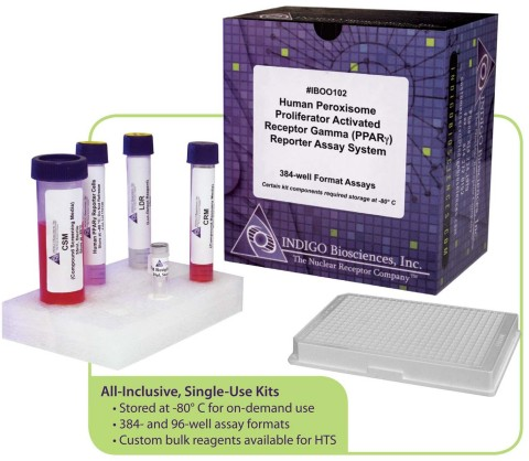 Nuclear Receptor Assay kits distributed in Europe via Bertin Pharma and INDIGO Biosciences agreement ...