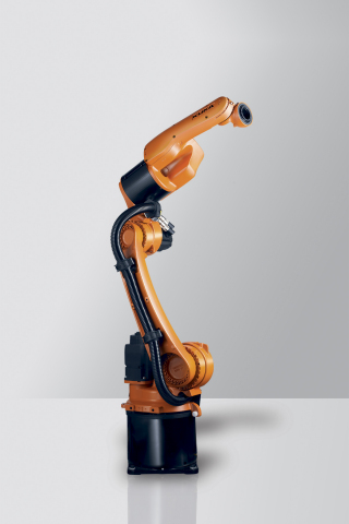 The KR CYBERTECH arc nano series, with payload intervals of 6, 8, and 10 kg, is perfectly equipped for the arc welding industry. (Photo: Business Wire)