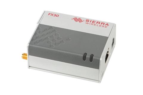 Sierra Wireless FX30 programmable IoT gateway (Photo: Business Wire)