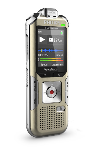 Philips Voice Tracer audio recorder (Photo: Business Wire)