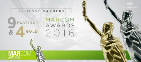 Jeunesse receives top honors in 2016 MarCom Awards (Photo: Business Wire)