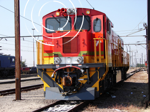 Transnet and GE Transportation (Photo: GE)