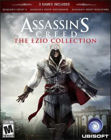 Assassin's Creed: The Ezio Collection (Graphic: Business Wire)