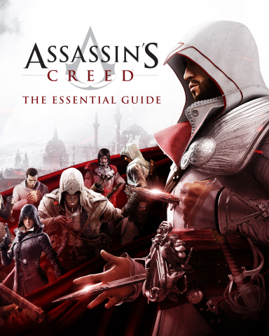 Assassin's Creed: The Essential Guide - book (Graphic: Business Wire)