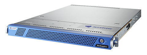 AccelStor Fibre Channel All-Flash Array-NeoSapphire 3605 (Photo: Business Wire)