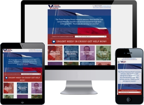 Texas Lanza el Portal de Veteranos Rediseñado | El Diario NY