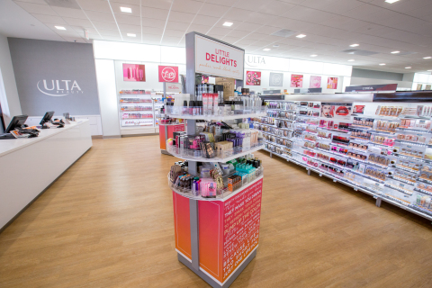 Ulta Beauty give shoppers access to 20,000 beauty products and a full service salon (Photo: Business Wire)