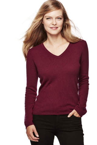 Shop Macy's and macys.com for amazing doorbuster deals including $39.99 Charter Club cashmere (Photo: Business Wire)