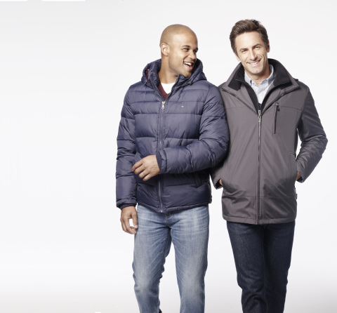 Shop Macy's and macys.com for amazing doorbuster deals including men's outerwear from Calvin Klein, Tommy Hilfiger and more, 60 percent off (Photo: Business Wire)