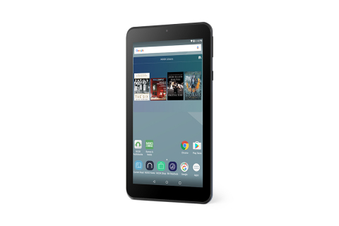 "NOOK Tablet® 7"" is a full-featured Android tablet with access to millions of NOOK Books®, thousands of NOOK Audiobooks® and hundreds of magazines and newspapers through the NOOK Store®, as well as full access to the Google Play Store. (Photo: Business Wire)"