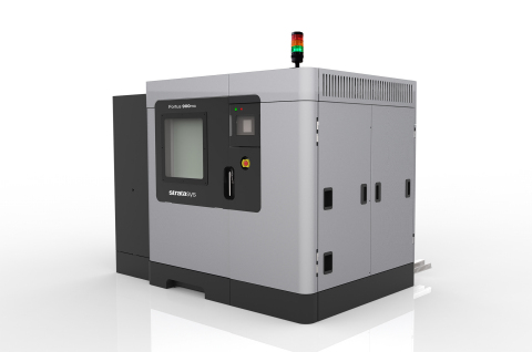 Among thermoplastic-based 3D printers, the next generation Stratasys Fortus 900mc has industry leadi ...