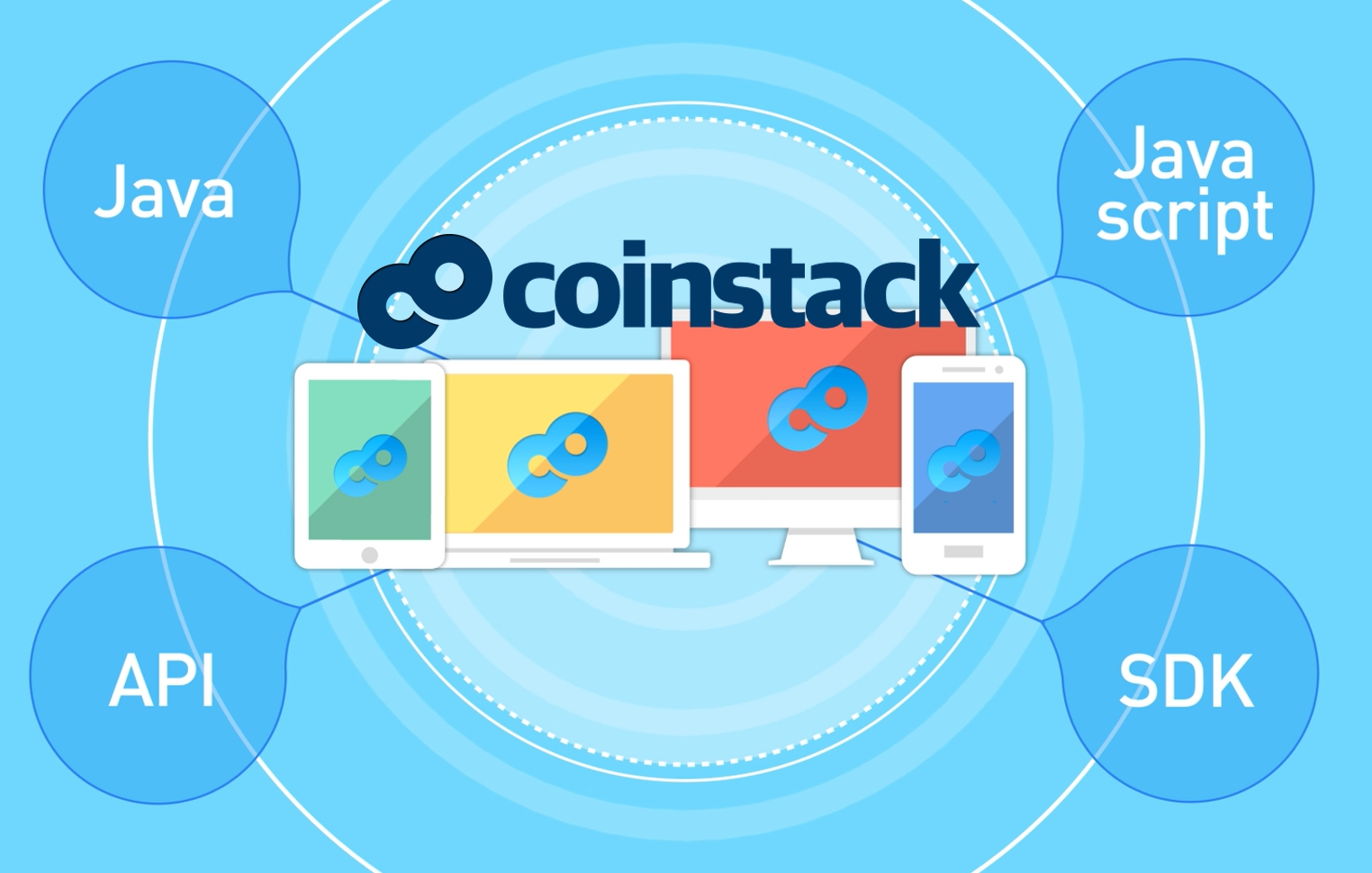 A blockchain startup in Korea, Blocko Inc. participated in the KRX Startup Market Exchange project and implemented its blockchain technology 'Coinstack' for document and identity authentication. Coinstack is serviced in Cloud and On-premise and supports all types of applications and protocols available via the Bitcoin blockchain. KRX KSM (Korea Startup Market) is a marketplace where the equity shares of startup companies can be traded in the open market. (Graphic: Business Wire)