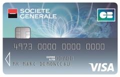Carte Bleue Visa Societe Generale.Societe Generale Premiere Banque En France A Lancer Une