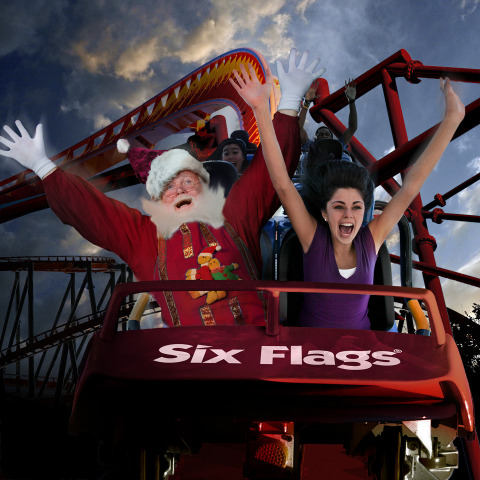 Enjoy the sights and sounds of the season with Holiday in the Park. (Photo: Business Wire)