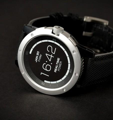 Matrix推出全球首款永远不需要充电的智能手表PowerWatch
