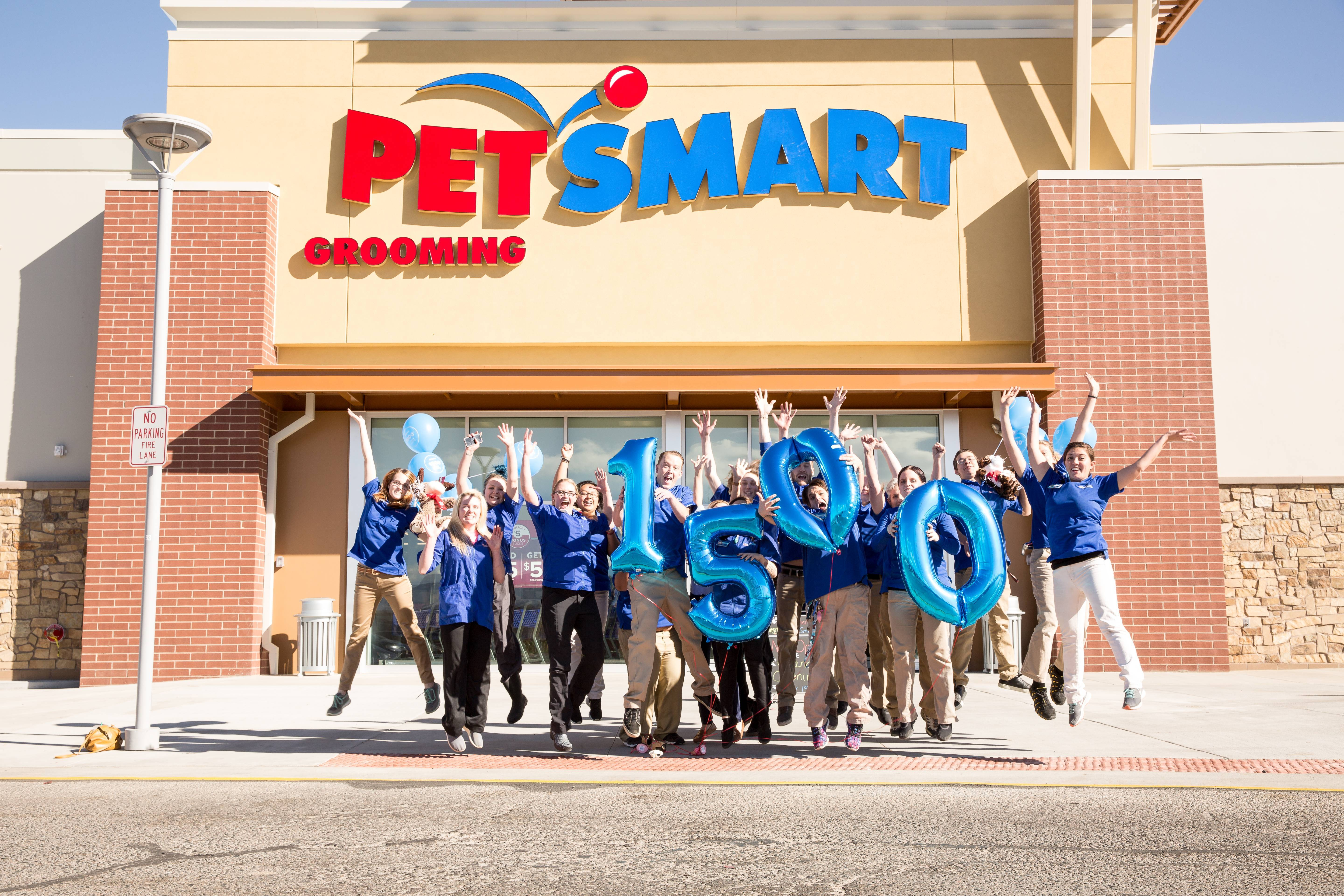 PetSmart® Hits Major Milestone: 1,500th Store in Its Expanding ...