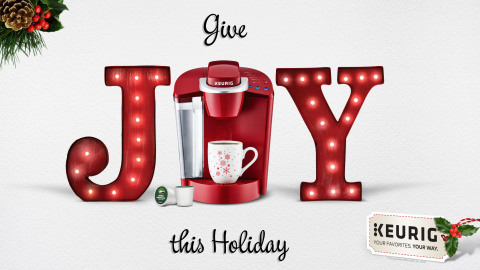 Keurig Green Mountain, Inc. announced today the launch of a monthly coffee subscription program, debuting in time to help consumers give the perfect gift this holiday season –the gift of coffee. The subscription program is available for purchase exclusively on Keurig.com starting at just $49.95. (Photo: Business Wire).