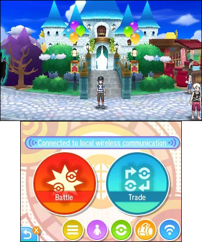 The Pokémon Sun and Pokémon Moon games will be available on Nov. 18. (Graphic: Business Wire)