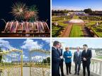 HMTG: Festival Internazionale dei Fuochi d'artificio nei Giardini Herrenhausen di Hannover