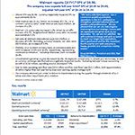 Click on the image to download the full third quarter fiscal year 2017 earnings release