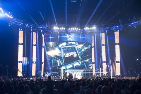 WWE Survivor Series (Photo: Business Wire)
