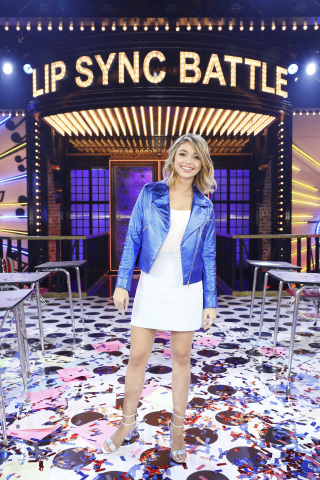 Modern Family's Sarah Hyland hosts the anticipated one hour-special, Lip Sync Battle Shorties, premiering Sunday, Dec. 11, at 8:00 p.m. (ET/PT) on Nickelodeon (Photo: Business Wire)