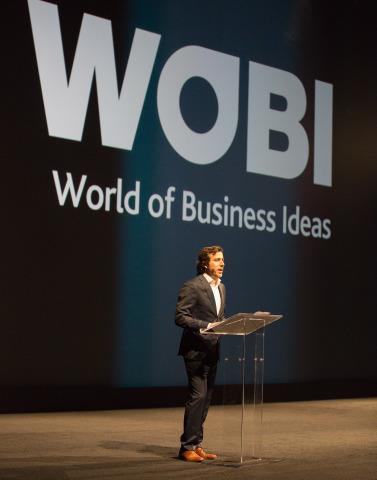 Gustavo Barcia, CEO of WOBI(Photo: Business Wire)